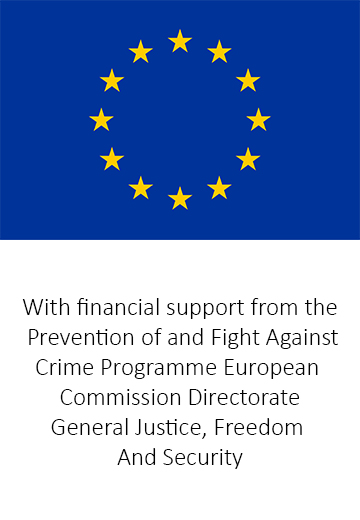 EU Prevention of Crime Logo